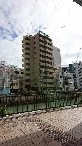 LaLa place resort沖縄県庁前外観写真