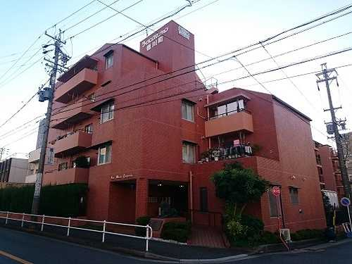 ライオンズマンション徳川町外観写真