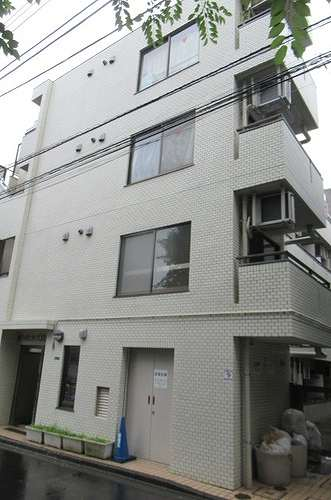セントヒルズ北新宿外観写真
