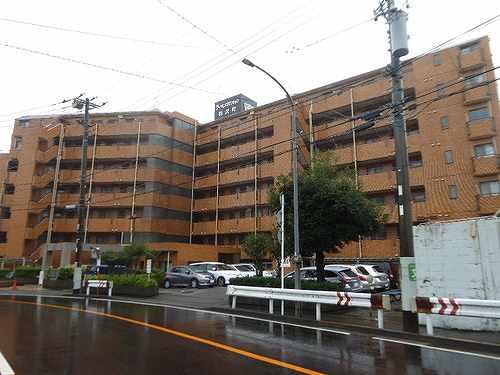 ライオンズマンション羽沢町外観写真