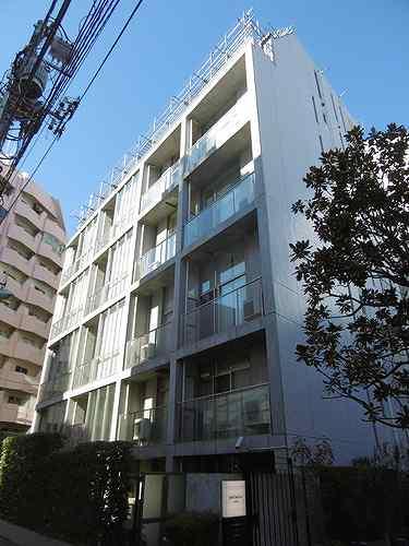プラウドジェム渋谷神南外観写真