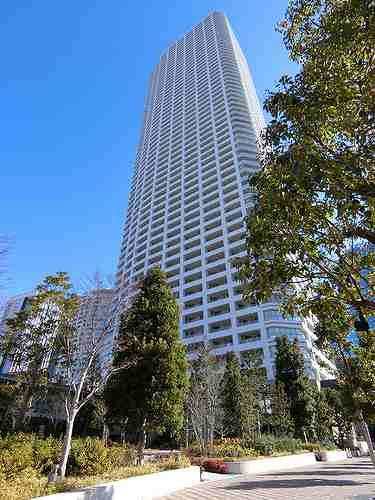 ザ・パークハウス西新宿タワー60外観写真