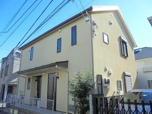 世田谷区桜新町1丁目住宅外観写真