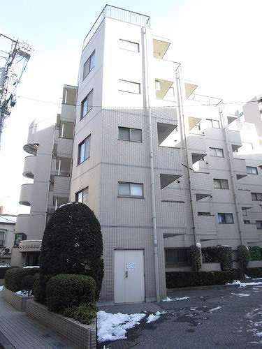 メインステージ板橋本町駅前外観写真