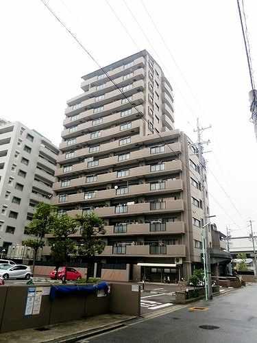 ライオンズマンション築地口弐番館外観写真