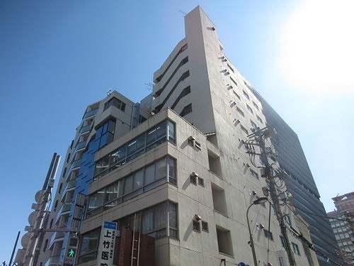 ビレヂ五反田外観写真