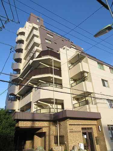 エクレール桜山外観写真