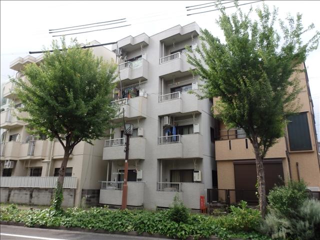 ハイツ桜ケ丘外観写真