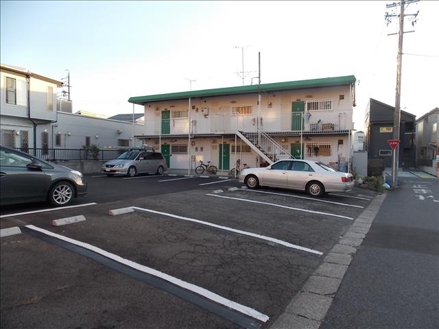 グリーンコーポ山田外観写真