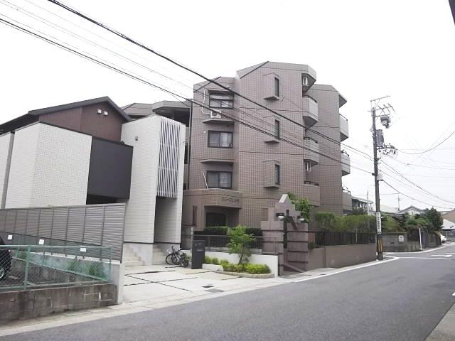 ユニーブル新宿103号外観写真