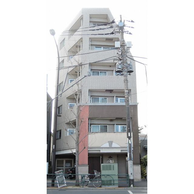 プレール荻窪弐番館外観写真