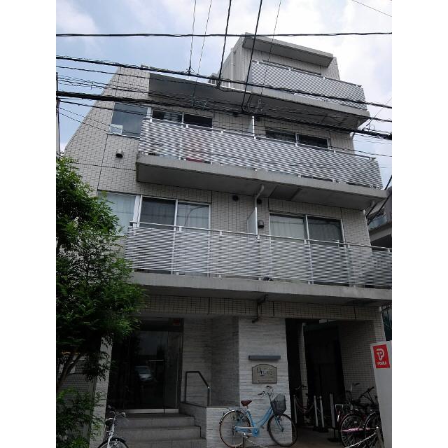 プレール・ドゥーク北新宿Ⅲ外観写真
