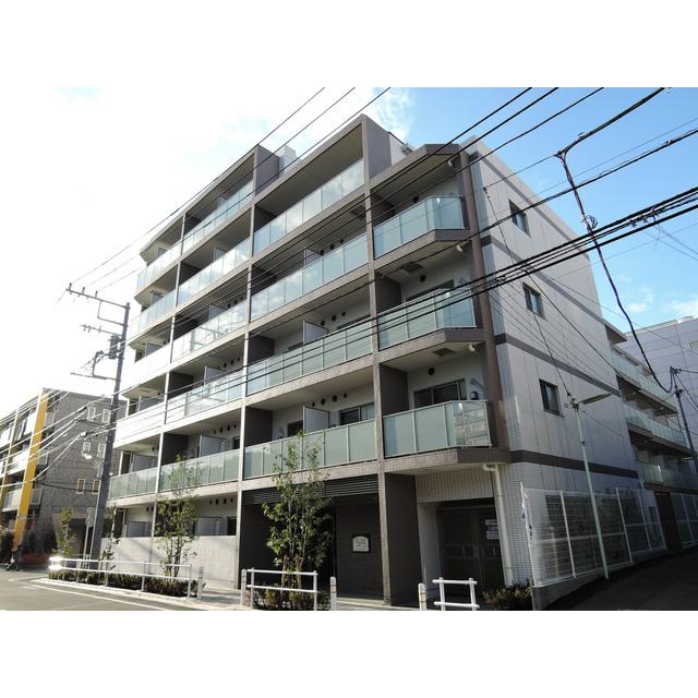 プレール・ドゥーク志村坂上Ⅱ外観写真