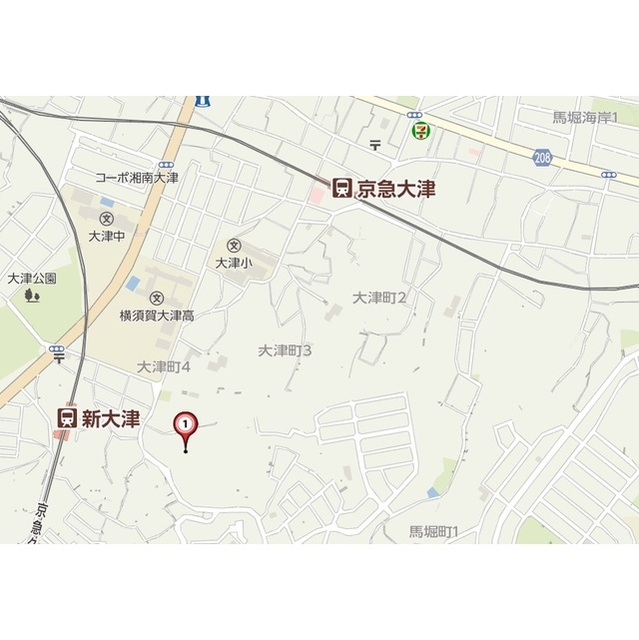 ラ・ポルト横須賀外観写真