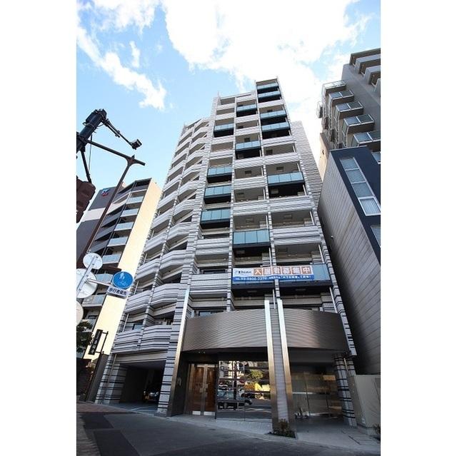 プレール・ドゥーク東新宿Ⅲ外観写真