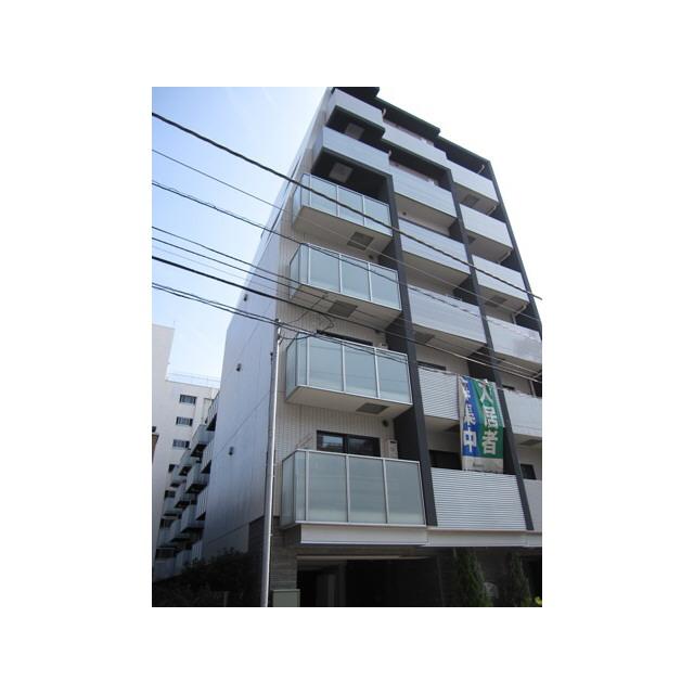 プレール・ドゥーク渋谷幡ヶ谷外観写真