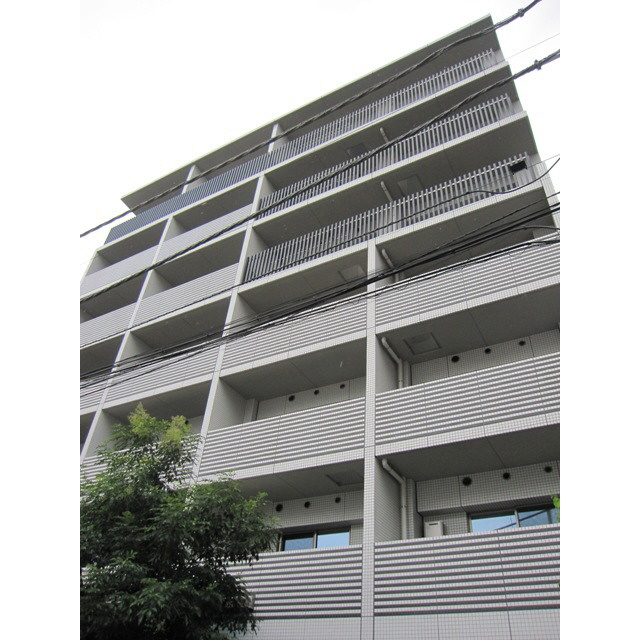 プレール・ドゥーク新宿御苑Ⅱ外観写真