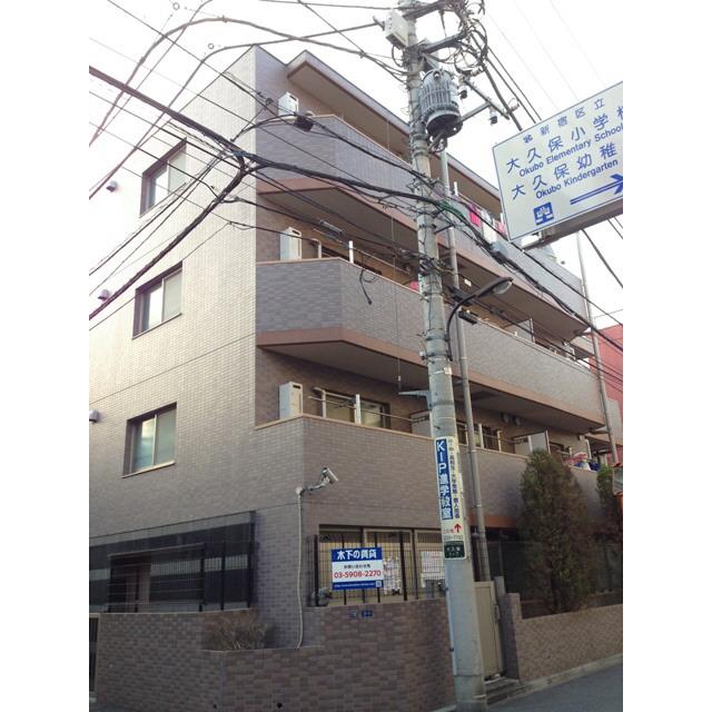 プレール・ドゥーク東新宿Ⅱ外観写真