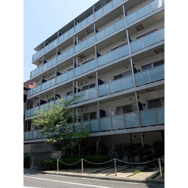 プレール・ドゥーク北新宿Ⅳ外観写真