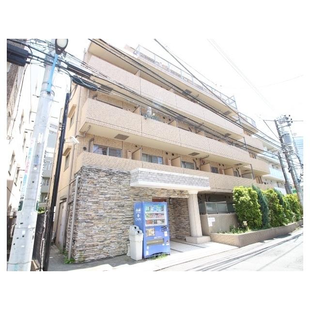 プレール・ドゥーク西新宿外観写真
