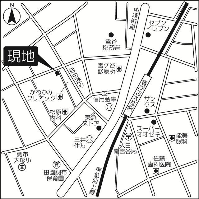 K yukigaya外観写真
