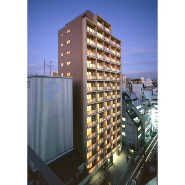 コンフォリア新宿御苑Ⅱ外観写真