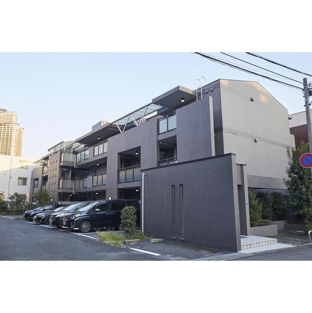 タウンフォルム武蔵小杉一番館外観写真
