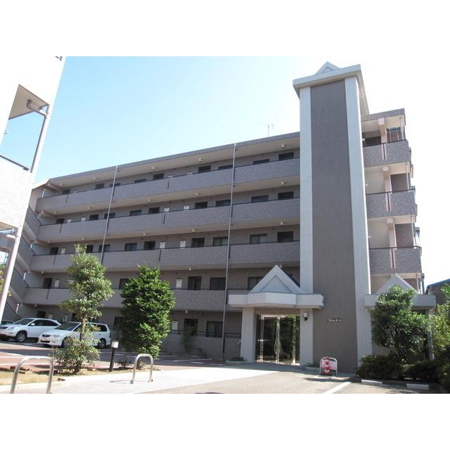 新横浜ガーデンコート Bサイド外観写真