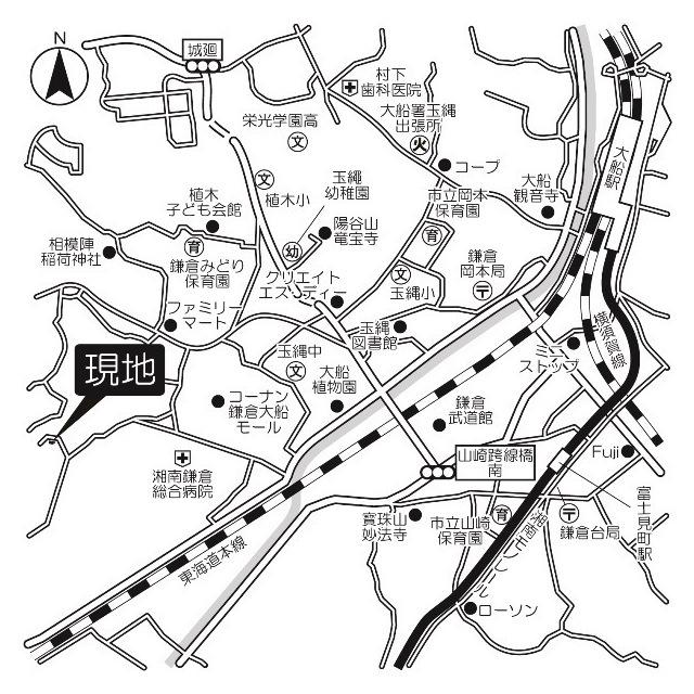 鎌倉ガーデン弐番館外観写真