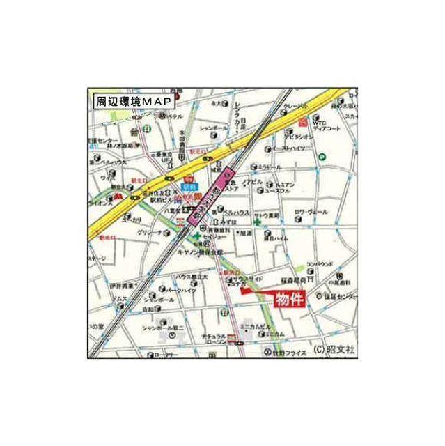 ボヌール都立大学弐番館外観写真