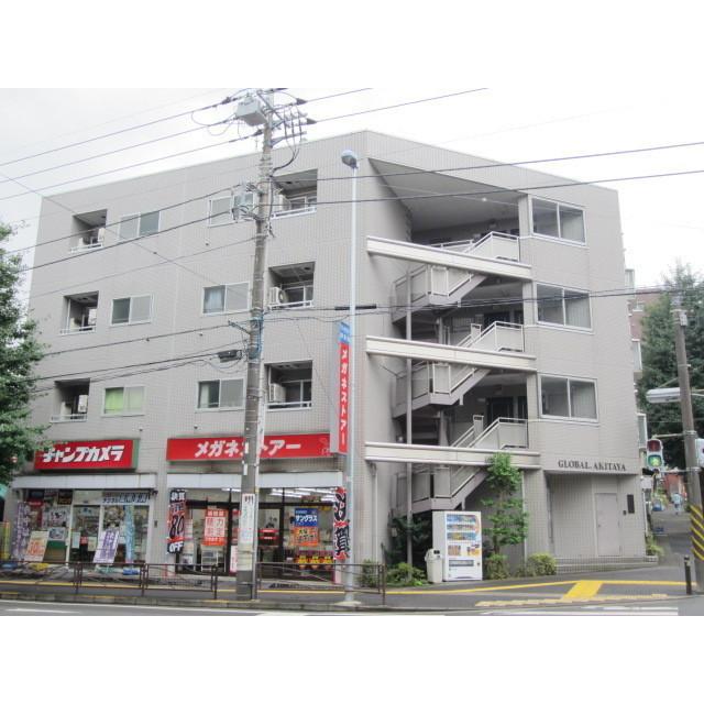 グローバル秋田屋外観写真