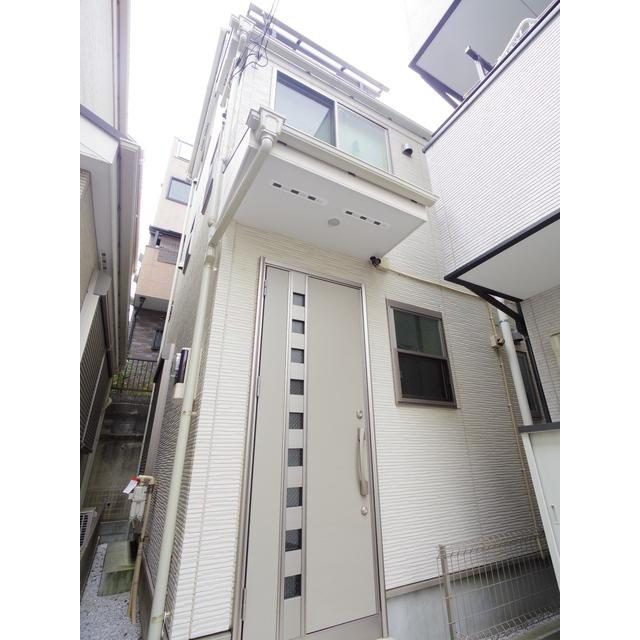 徳丸1丁目貸家外観写真