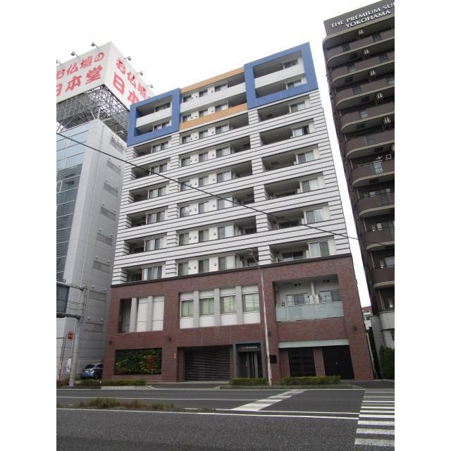 セルアージュ横濱桜木町ラフィネ外観写真