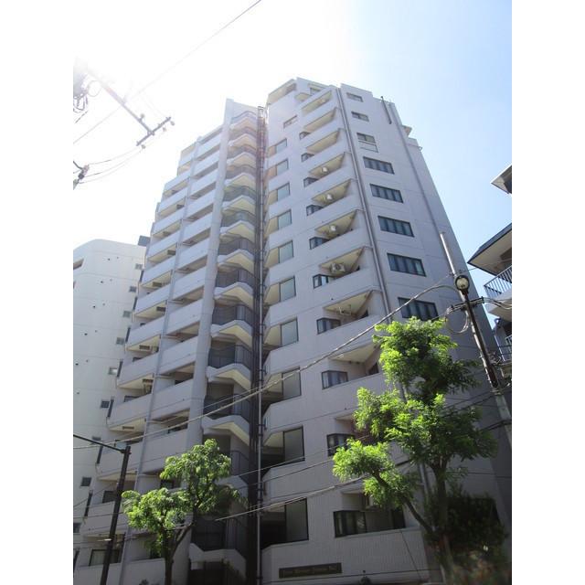 ライオンズマンション渋谷第二外観写真