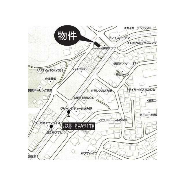 元石川町貸家外観写真