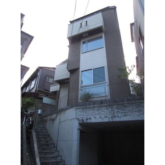 井田2丁目貸家外観写真