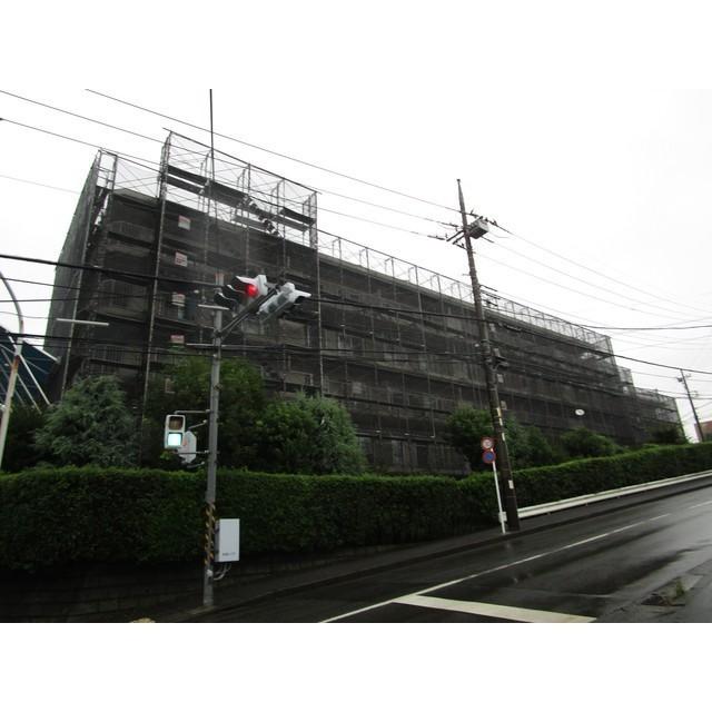宮前平パームハウスB棟外観写真