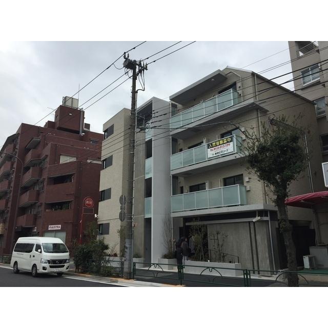 House Avenue 柿の木坂外観写真