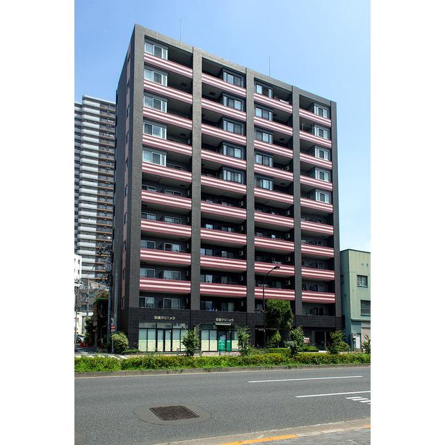 タワービューレジデンス吾妻橋外観写真