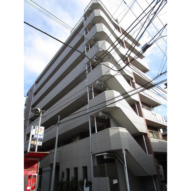 東急ドエル・アルス横濱元町外観写真