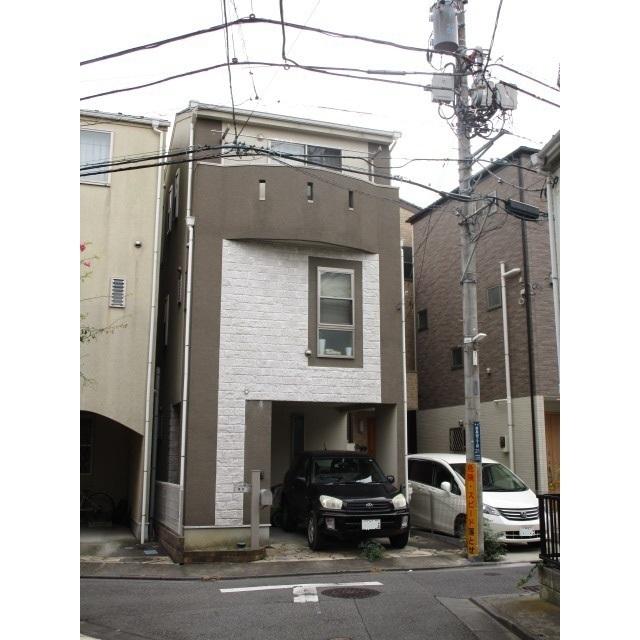 鹿島田2丁目貸家外観写真