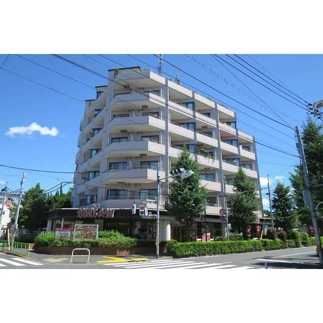 FUKASAWA614マンション外観写真