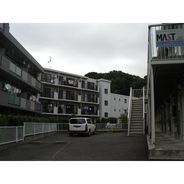 サンクレスト大倉山外観写真