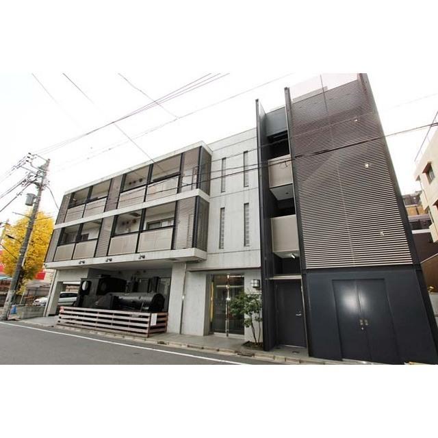 フェルトバーンハウス新江古田外観写真