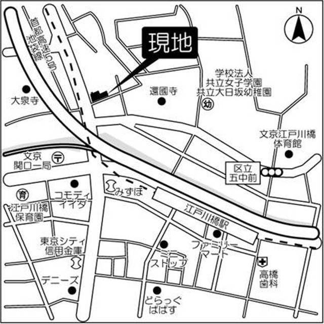 ネオマイム文京音羽外観写真