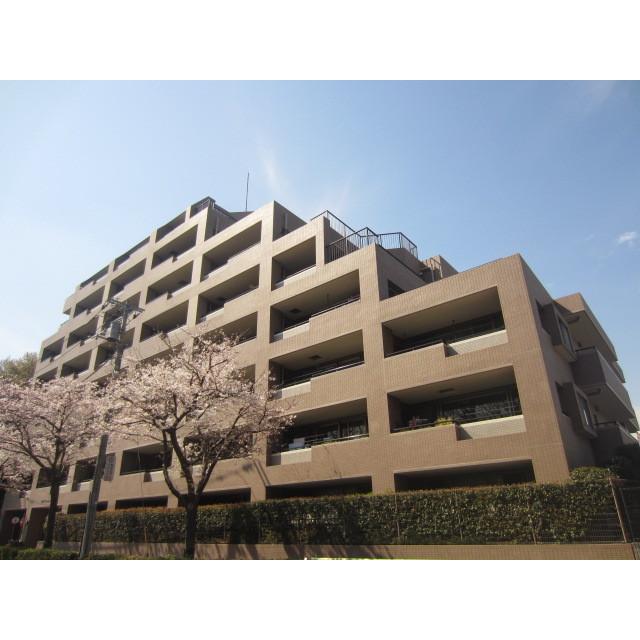 狛江ガーデンハウス外観写真