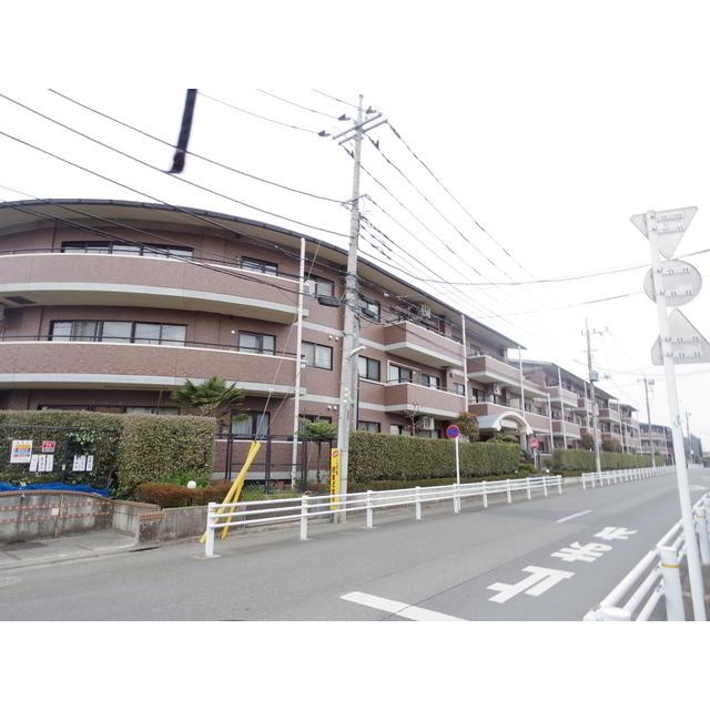 ルミナス小平弐番館外観写真