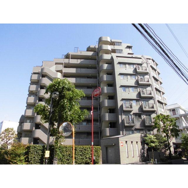 東急ドエル・アルス狛江外観写真