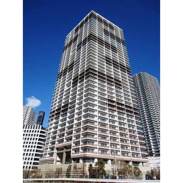 パークタワー東雲外観写真