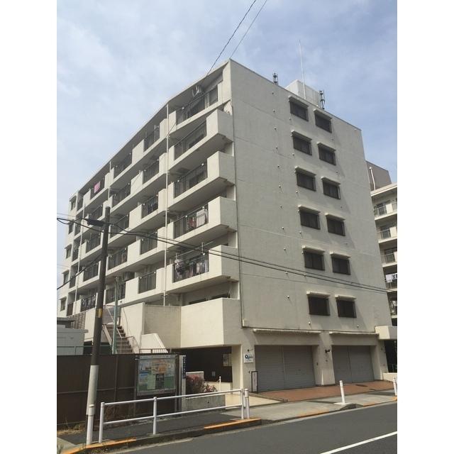 加賀町グリーンハイツ外観写真